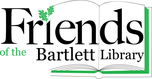 Friends of the Bartlett Library Logo
